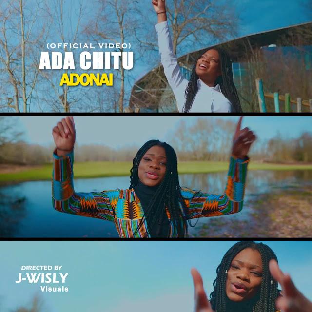 Video: Ada Chitu – Adonai