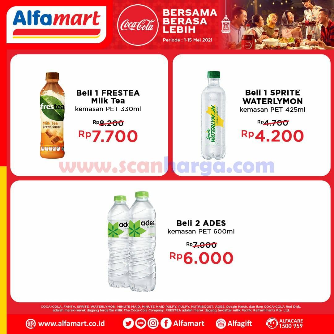 Promo Alfamart Coca Cola Fair Terbaru 1 - 15 Mei 2021 3