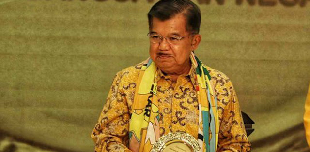 Iwel Sastra: Jika Maju pada 2024, Saingan Potensial bagi JK adalah Anies dan Megawati