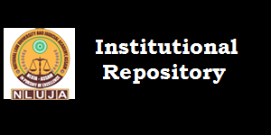 NLUJAA Institutional Repository