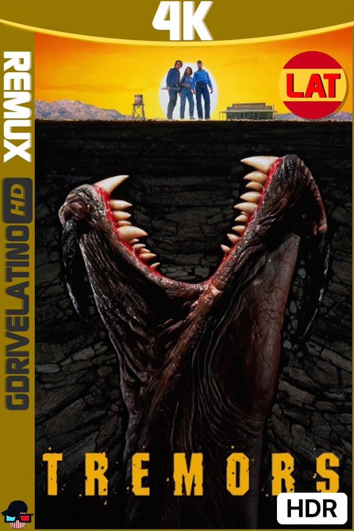 Temblores (1990) BDRemux 4K HDR Latino-Ingles MKV