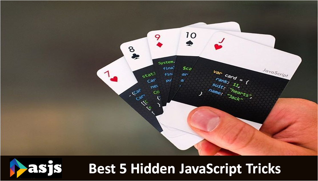 Best 5 Hidden Javascript Tricks Every Dev should know