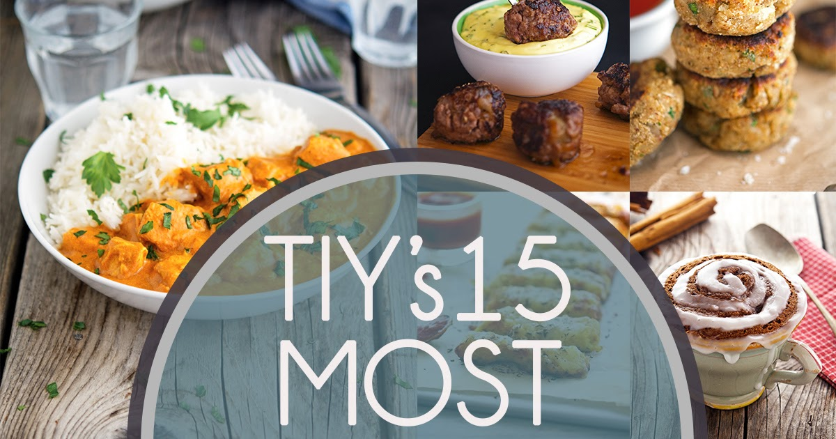 The iron you tiys 15 most popular recipes forumfinder Image collections