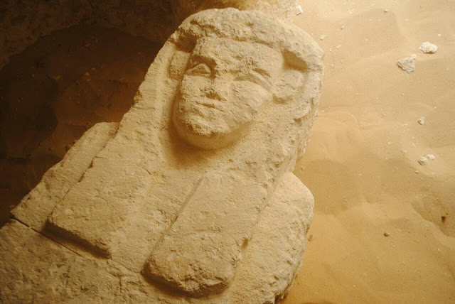 Ptolemaic tombs uncovered in Egypt's Minya