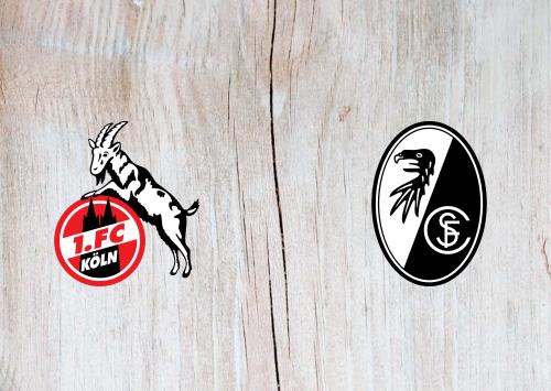 Köln vs Freiburg -Highlights 09 May 2021