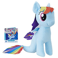 My Little Pony the Movie Rainbow Dash Twinkle Seapony Plush