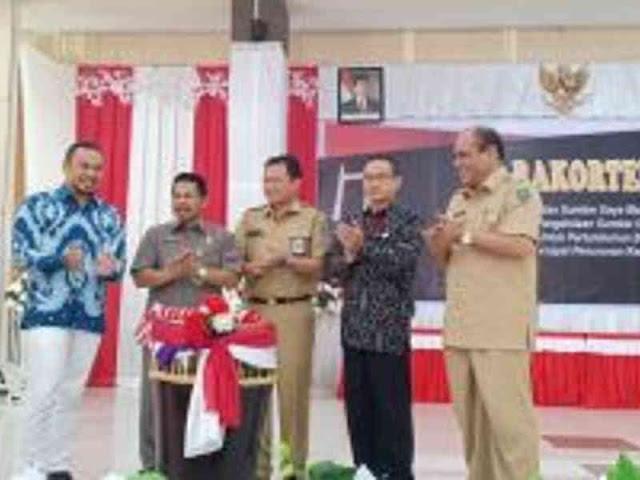 Hamin Bin Thahir Nilai Rakortekrenbang Provinsi Maluku Sesuai Visi dan Misi Murad dan Orno