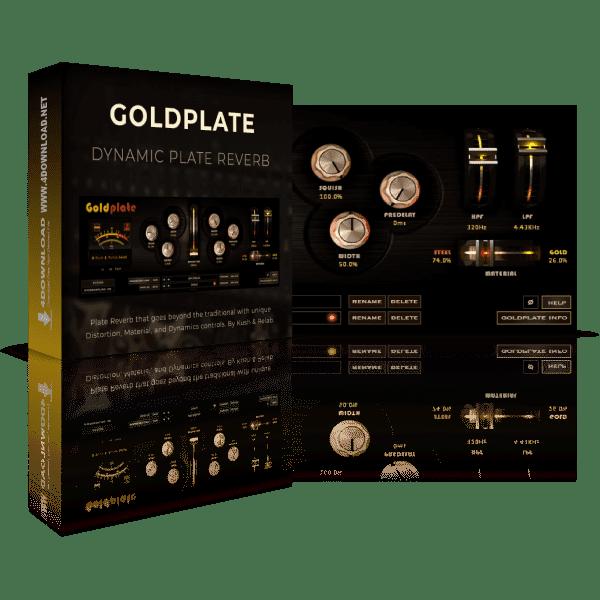 Kush Audio Goldplate v1.0.2 Full version