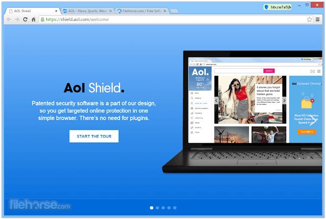 AOL Shield Browser