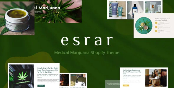 Best Medical Cannabis Shopify Theme