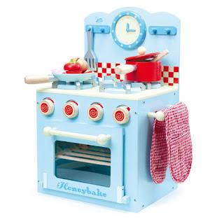 New Stylish Portable Folding Kitchen Play Set Toy