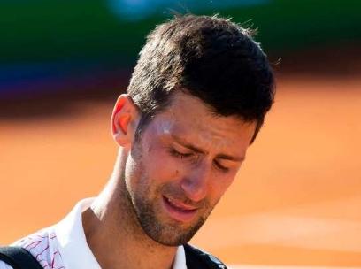Djokovic Emotional after hosting the event