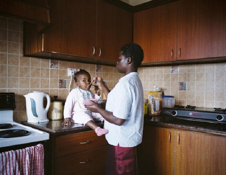 Kenyan nanny