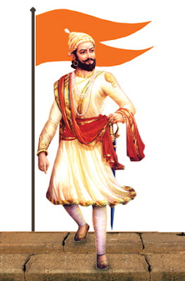 shivaji maharaj jayanti image marathi