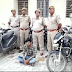 सदर पुलिस ने गणेश्वर-भूदोली के बीच सार्वजनिक खंडहर में 13 बाइक व दो स्कूटी बरामद की, मुख्य सरगना फरार