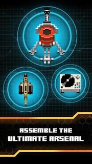 Evil Factory Mod Apk Unlocked all item