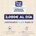 FontVella regala 2.000€ al día