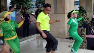 KAPOOK Gerindra Meradang Erick Thohir Sindir Penolakan Sandiaga di Pasar Seperti Sinetron