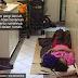 Majikan pergi bercuti, pembantu rumah disuruh tidur di koridor