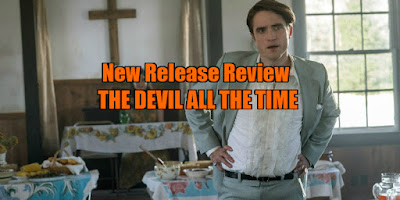 the devil all the time review