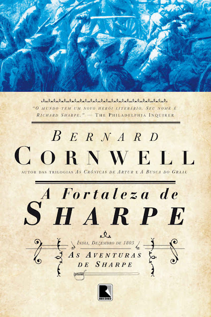 A fortaleza de Sharpe Bernard Cornwell