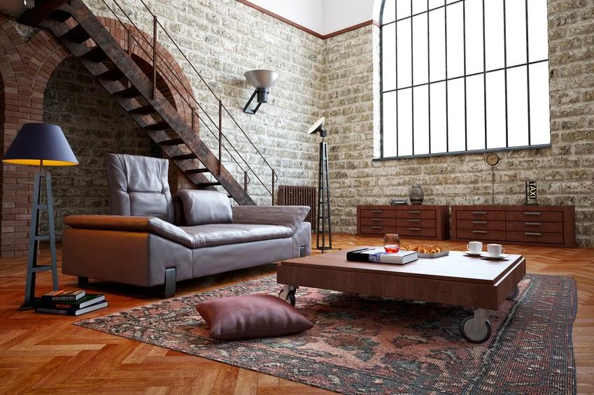 natacha fait sa d co tendance d co style industriel. Black Bedroom Furniture Sets. Home Design Ideas