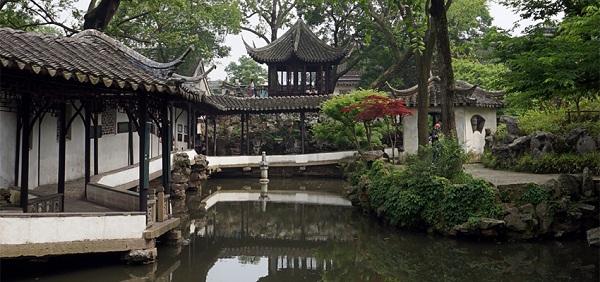 Nhà cổ Lâm Viên Phủ mang đến nét đẹp bình dị, thô sơ nhưng kiến trúc không phần độc đáo
