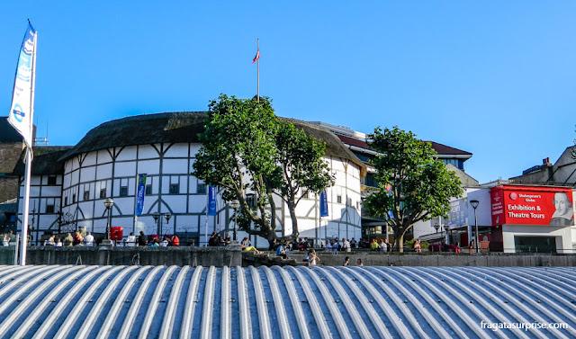 Teatro Globe de Londres