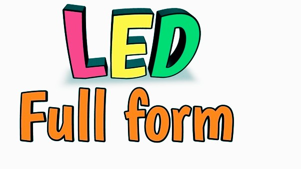 What is Full Form ofLED in computer basic