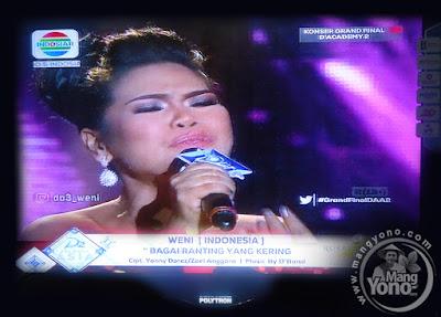 """Weni Indonesia """"BAGAI RANTING YANG KERING"""""""
