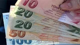 سعر الليرة التركية مقابل العملات الرئيسية السبت 26/9/2020