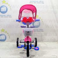 family nikel sepeda roda tiga