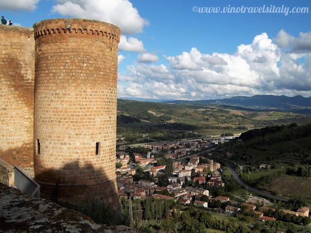 Views from Orvieto