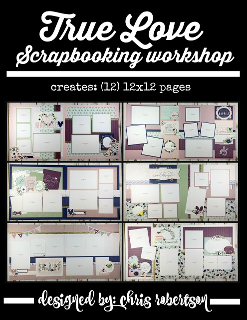 True Love Scrapbooking Workshop