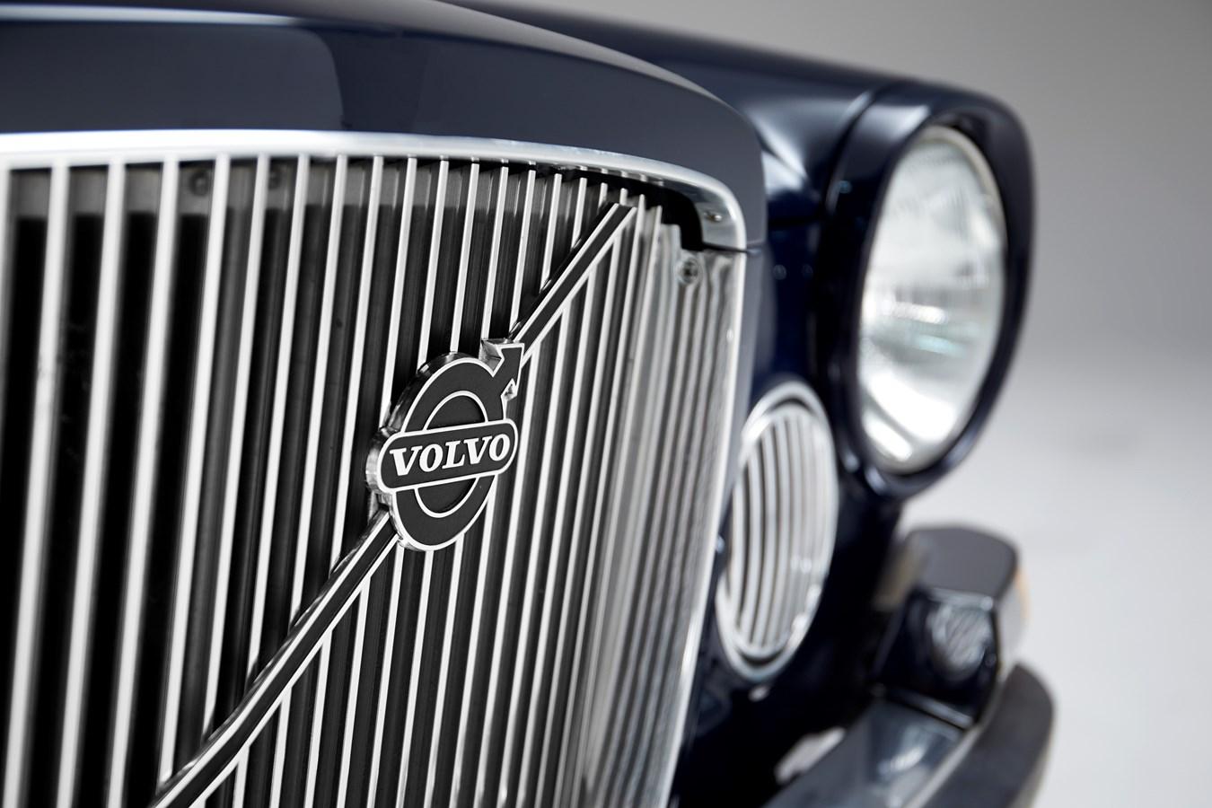 Oldtimer Der Volvo 164 Feiert Seinen 50 Geburtstag Scandicsteel