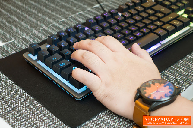 fantech gaming keyboard philippines