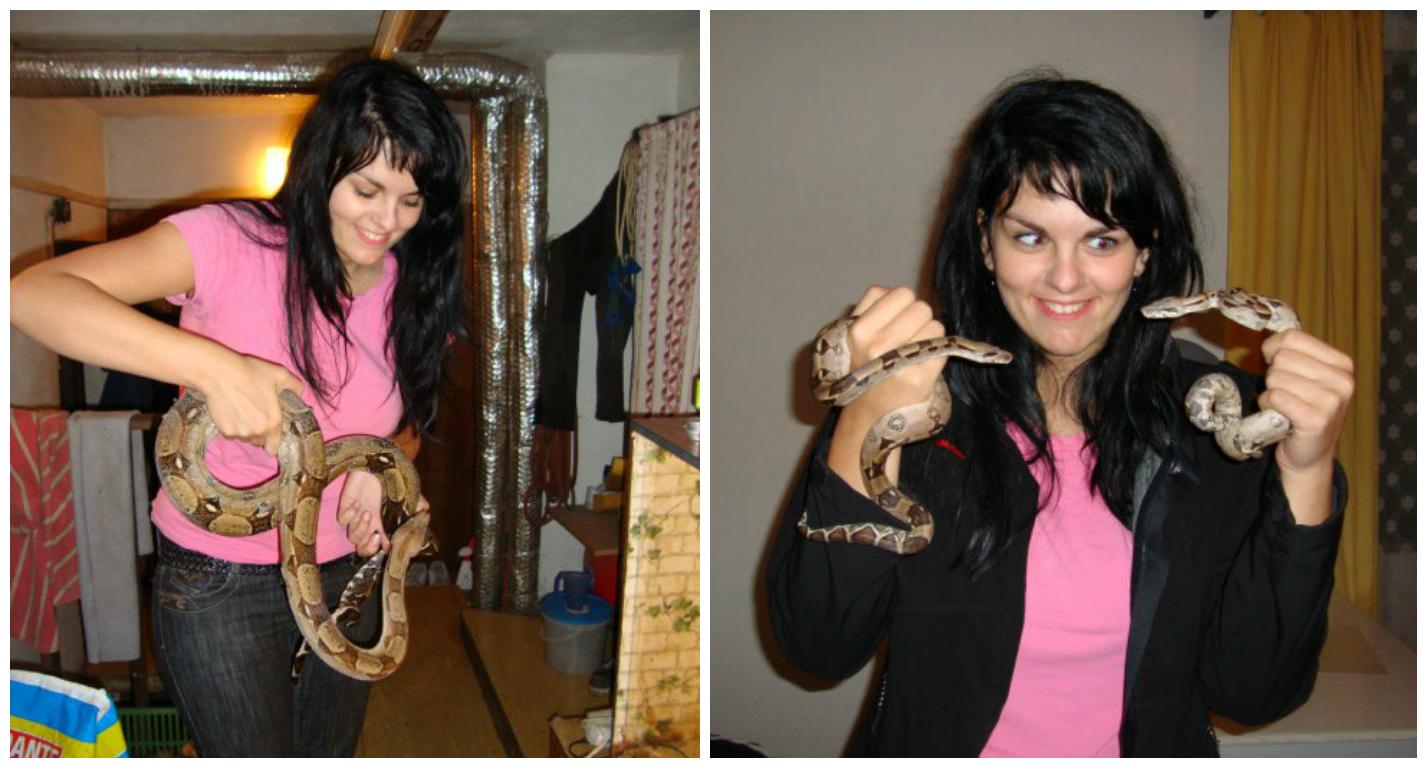 had na rukách