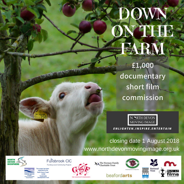 NDMI.  Calling for Film Makers - Short Films about North Devon Farmers -