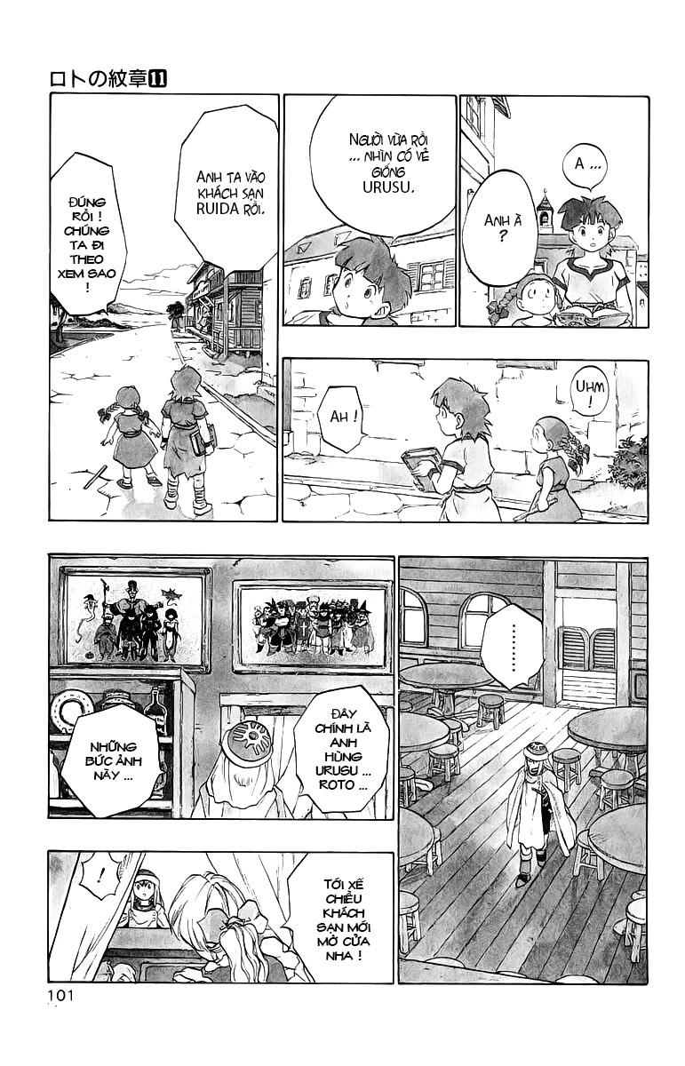 Dragon Quest: Emblem of Roto chapter 40 trang 6