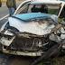 Idoso morre e três homens ficam feridos em acidente na BR-356, em Italva