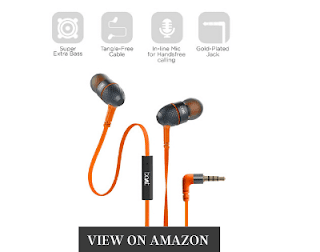 boAt BassHeads 225 Best Earphones For Bass and Sound Quality