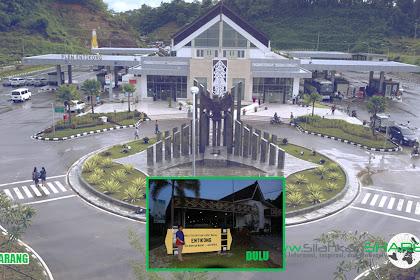7 Pos Perbatasan Indonesia yang Dulu Jelek, Kini Jadi Megah dan Indah!