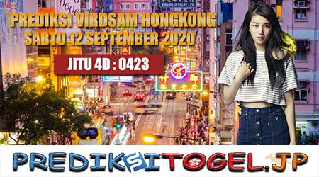 Prediksi Virdsam Togel Hongkong Sabtu 12 September 2020