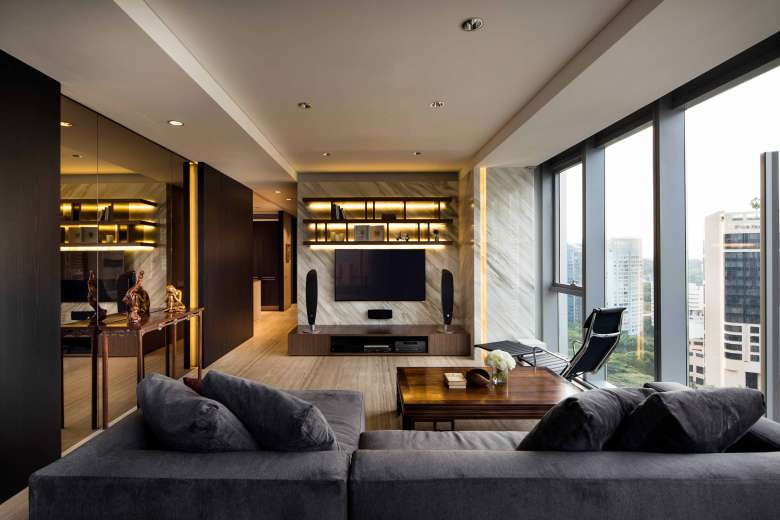 Interior design company singapore best elegant interior for Top interior designers in singapore