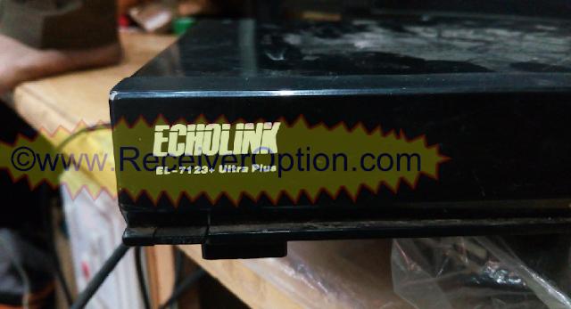 ECHOLINK EL-7123+ ULTRA PLUS HD RECEIVER DUMP FILE