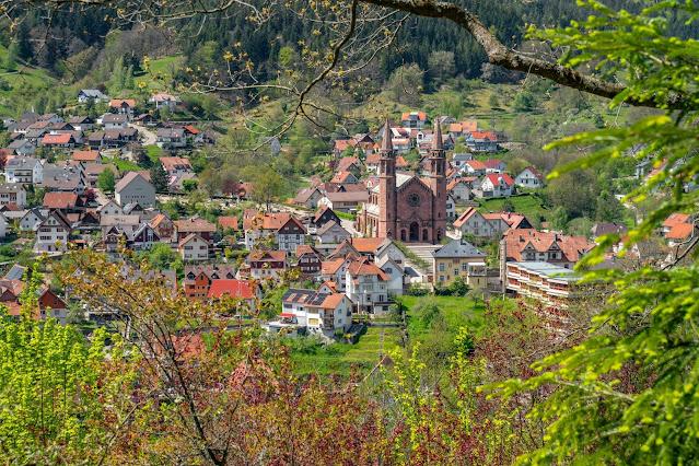Premiumwanderweg Murgleiter | Etappe 2 von Gernsbach nach Forbach | Wandern nördlicher Schwarzwald 26