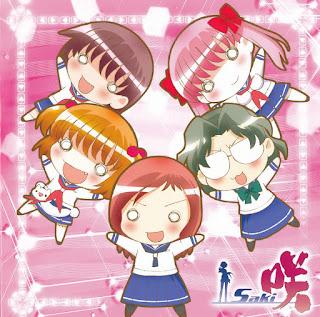 Saki - Netsuretsu Kangei Wonderland [Single] 2009.05.27 [Jaburanime]