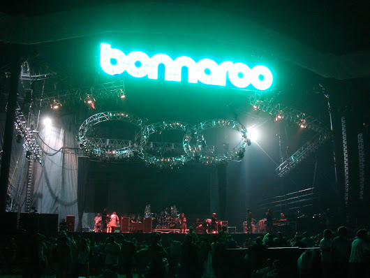 Bonnaroo stories - Sunday in 2007
