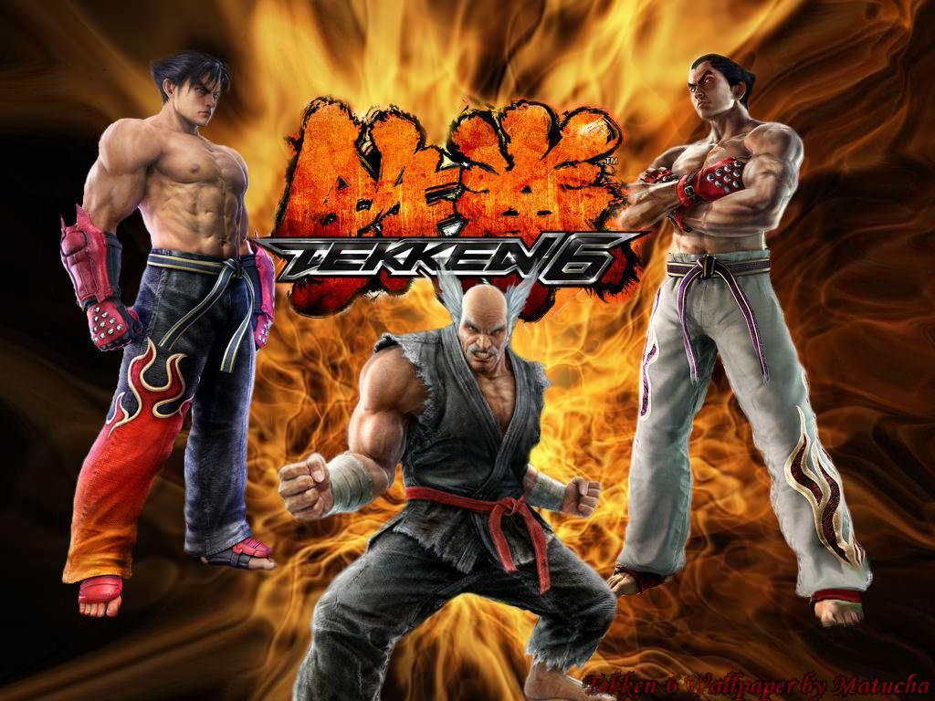 скачать игру Tekken 6 на компьютер через торрент бесплатно на русском - фото 10
