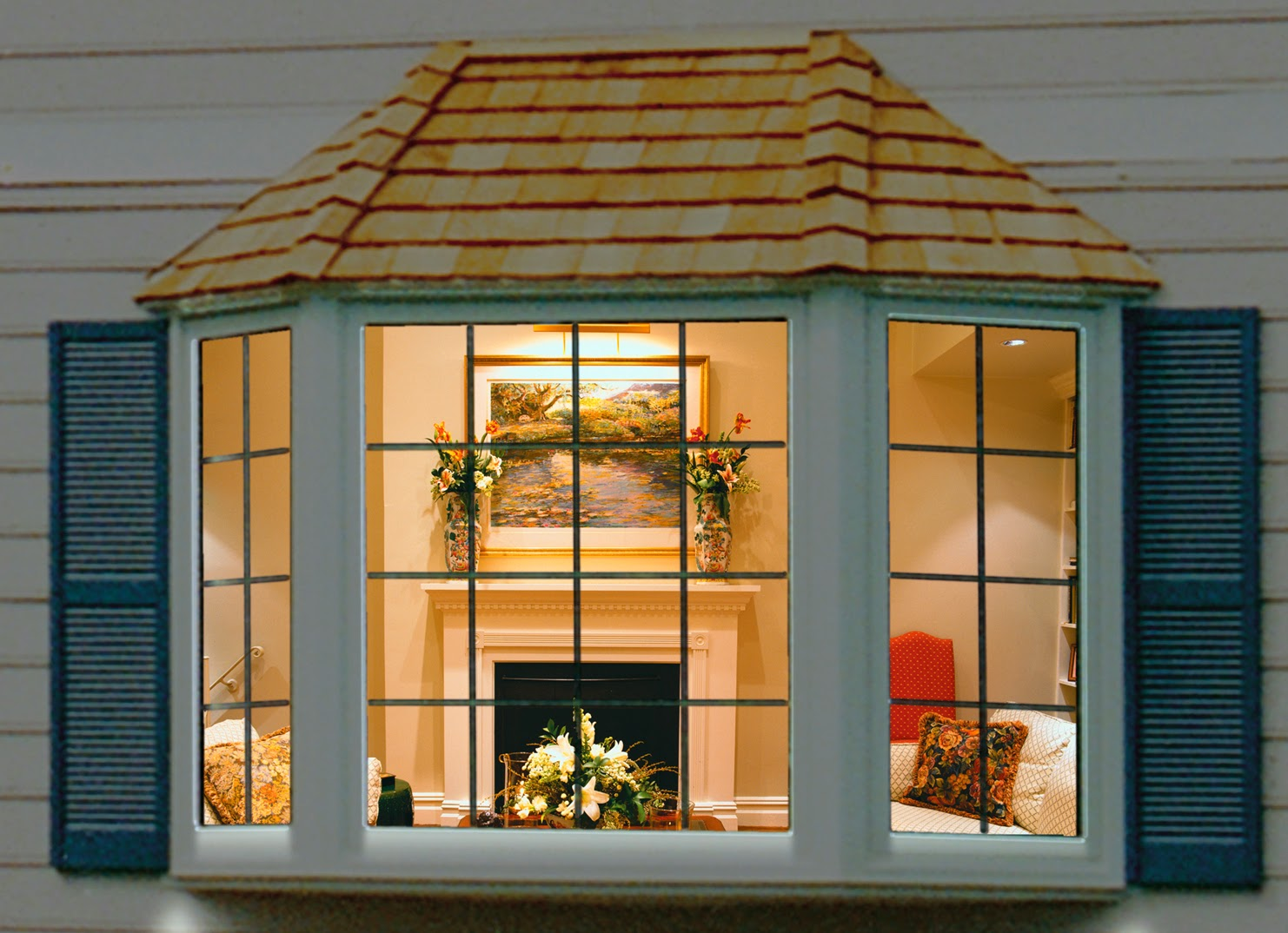 Most beautiful window house designs bahay ofw for Home with windows